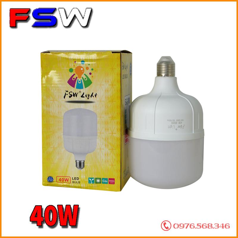 Đèn bulb FSW 40W giá tốt