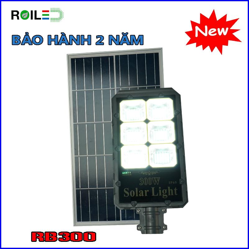 Đèn đường Roiled RB300W chất lượng  NLMT
