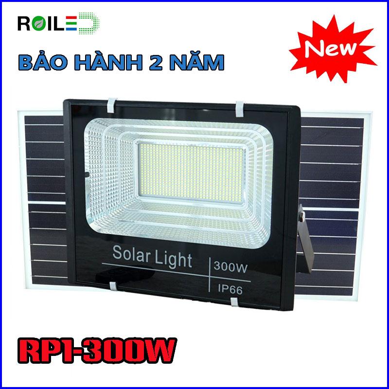 Đèn pha năng lượng Roiled RP1-300W giá rẻ
