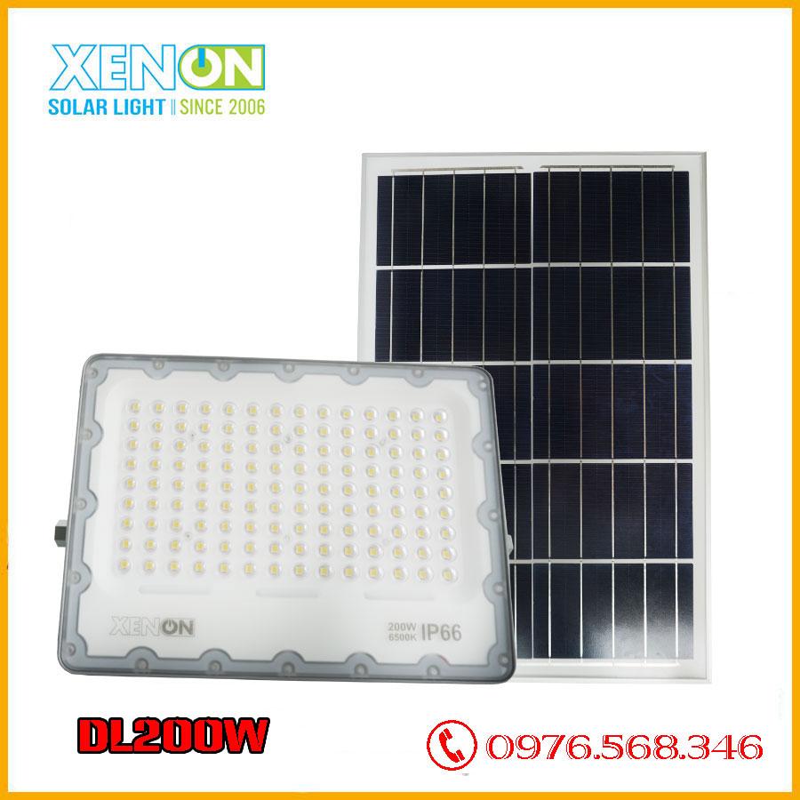 Đèn pha năng lượng Xenon Deluxe DL 200W chính hãng