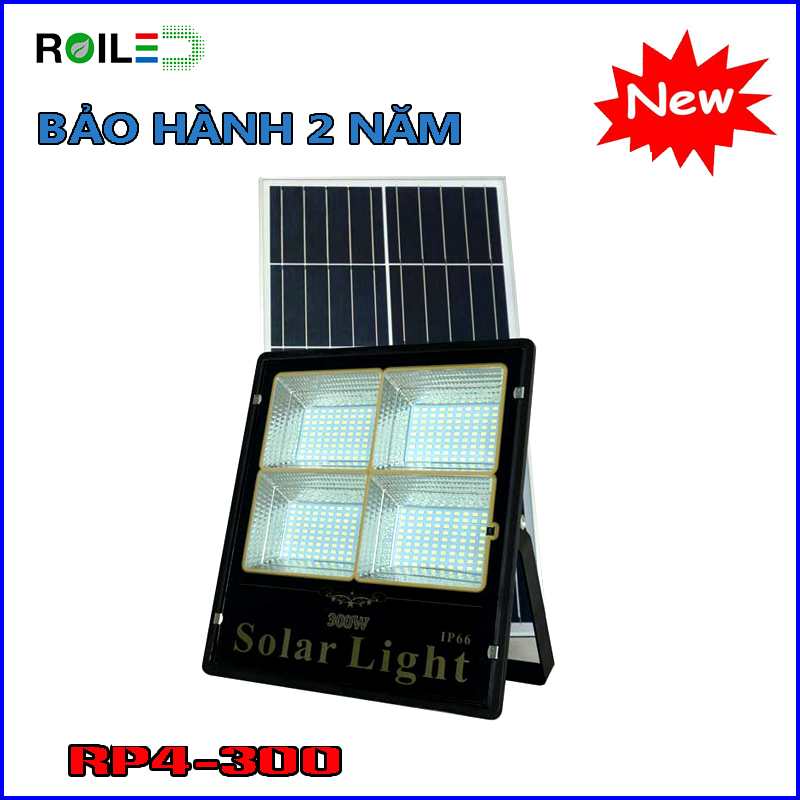 Đèn pha Roiled RP300W công suất lớn| NLMT