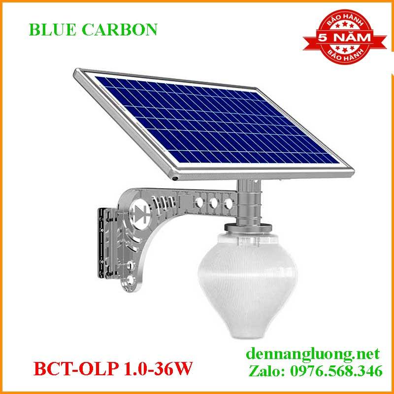 Đèn Vách, Trụ Cổng Blue Carbon BCT-OLP1.0-36W