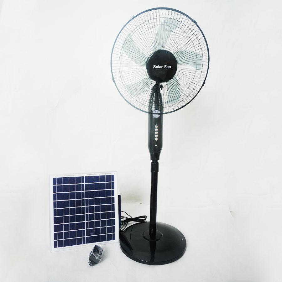 Quạt điện năng lượng mặt trời cao cấp XN 25W/198