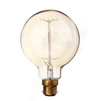110V 40W Vintage Antique Edison Style Carbon Filamnet Clear Glass Bulb (Intl)