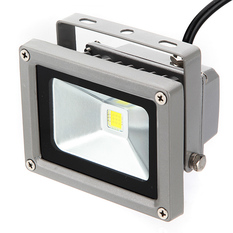 10w High Power LED Outdoor Flood Wash Light Lamp DC12V Pure White (Intl)