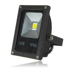 10W Waterproof LED Flood Light Pure White (Intl)