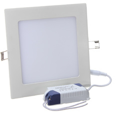 16w Recessed  White (Intl)