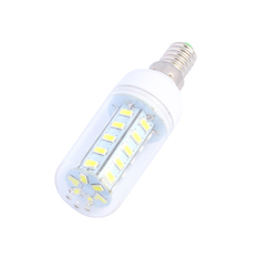 AC 220V E14 5730 SMD 36 LED Corn Light Bulb Lamb (Pure White)