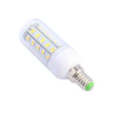 AC 220V E14 5730 SMD 36 LED Corn Light Bulb Lamb (Warm White)
