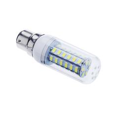 B22 9W 48 LEDS 5730 Chip SMD Corn Light Bulb Lamp 110-130V (Pure White)