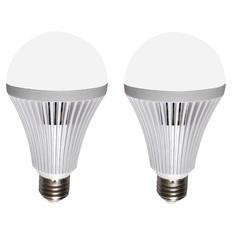 Bộ 02 bóng đèn LED Bulb tích điện thông minh Smartcharge 9W