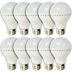 Bộ 10 Bóng đèn LED 5W (Trắng sáng)