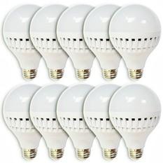 Bộ 10 bóng đèn LED 9W (Trắng sáng)