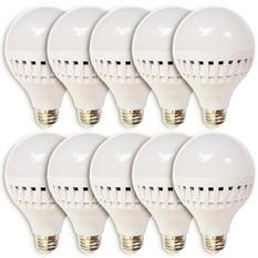 Bộ 10 bóng đèn LED 9W (Vàng sáng)