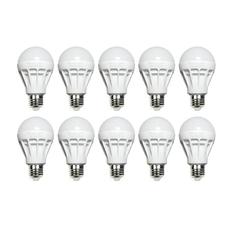 Bộ 10 bóng đèn LED Bulb Kinglight 7W (Ánh Sáng Trắng)