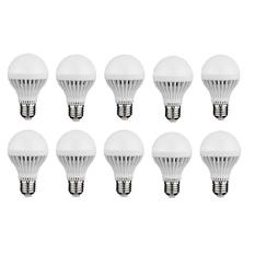 Bộ 10 bóng đèn LED búp Tomhouse 7W ( Ánh sáng trắng)