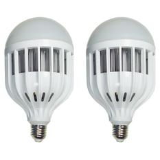 Bộ 2 bóng Đèn Led Bulb 36W (Ánh Sáng Trắng)