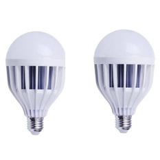 Bộ 2 bóng đèn Led búp 18W (Ánh sáng trắng)