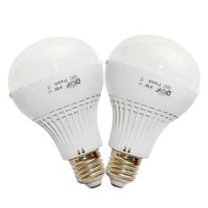Bộ 2 bóng đèn tiết kiệm điện 9W