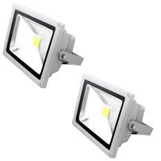 Bộ 2 đèn pha led Rinos RNP610 10W