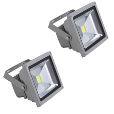 Bộ 2 đèn pha led Rinos RNP620 20W
