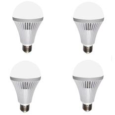 Bộ 4 bóng đèn LED Bulb tích điện Smartcharge 9W