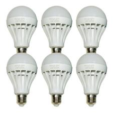 Bộ 6 bóng đèn Led Bulb 12W (Ánh sáng trắng)