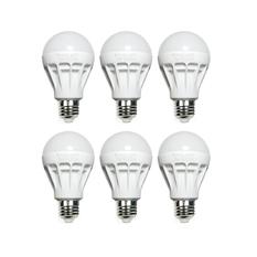 Bộ 6 bóng đèn Led Bulb Kinglight 7W (Ánh sáng trắng)