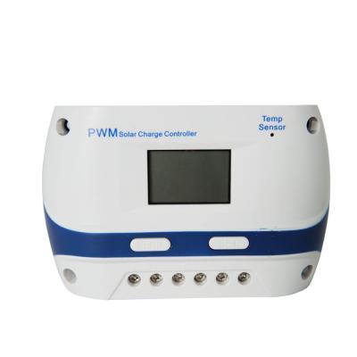 Bộ điều khiển sạc năng lượng mặt trời 20A PWM chính hãng - PWM20A