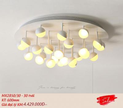 Đèn Áp Trần Hiện Đại DL2850