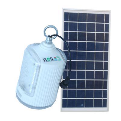 Đèn bóng búp năng lượng mặt trời 40W RoiLed sử dụng trong nhà - RT40W