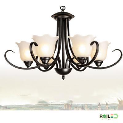 Giá bán Đèn chùm hợp kim mỹ RLC4280/8
