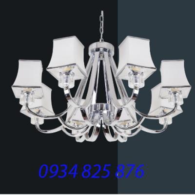 Đèn Chùm Hợp Kim Sang Trọng-HL8068-8