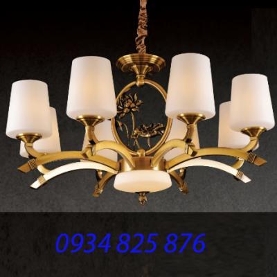 Đèn Chùm Hợp Kim Sang Trọng-HL8083-8