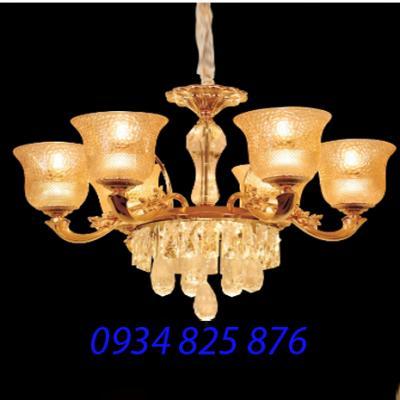 Đèn Chùm Hợp Kim Sang Trọng-HL8854-6