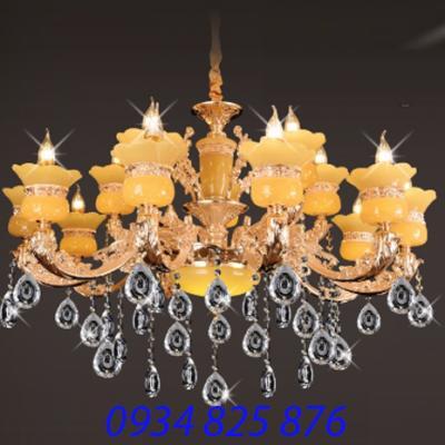 Đèn Chùm Pha Lê-HF8016-15