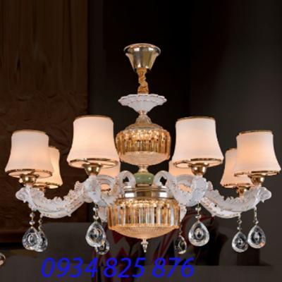 Đèn Chùm Pha Lê-HF802-8