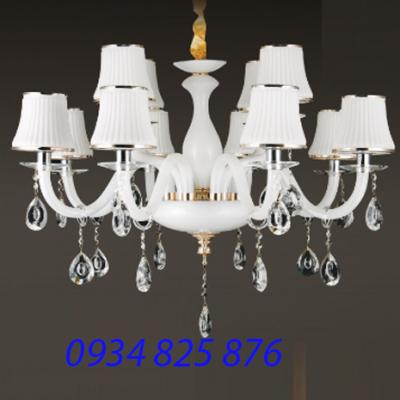 Đèn Chùm Pha Lê-HF8045-12