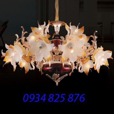 Đèn Chùm Pha Lê-HF8111-15