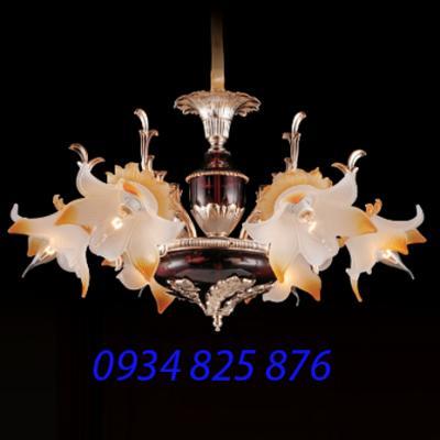 Đèn Chùm Pha Lê-HF8111-6