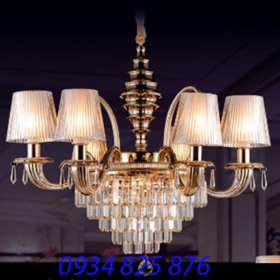 Đèn Chùm Pha Lê-HF8113-6