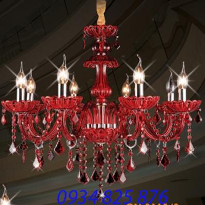Đèn Chùm Pha Lê-HF8115-8