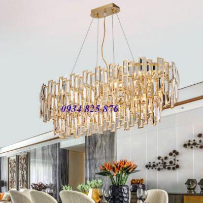 Đèn Chùm Pha Lê Sang Trọng-THD1613-800