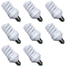 Đèn Compact tiết kiệm điện 26W Gnesco bộ 8 cái (Sáng trắng)
