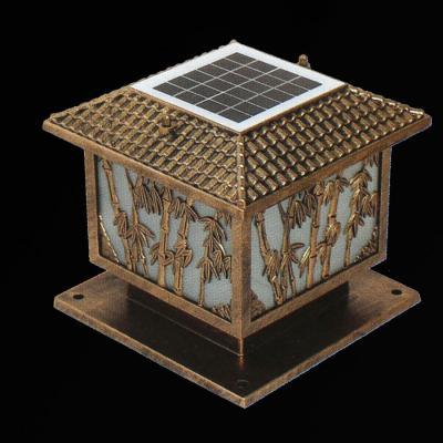 Đèn cổng năng lượng mặt trời LT3004