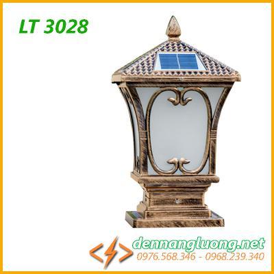 Đèn cổng rào năng lượng mặt trời LT3028