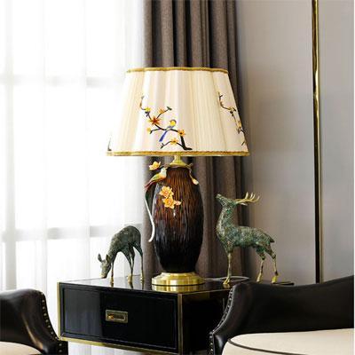 Đèn Để Bàn Phòng Ngủ Cao Cấp DL6892