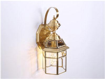 Đèn Đồng Gắn Vách HF6014