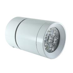 Đèn downlight lắp nổi OBR-7-T-T 6000K (Vỏ trắng)