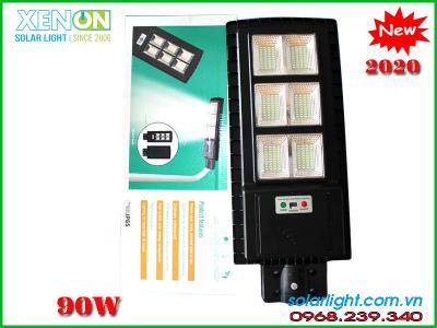 Đèn đường 90w cao cấp| năng lượng mặt trời| giá sốc